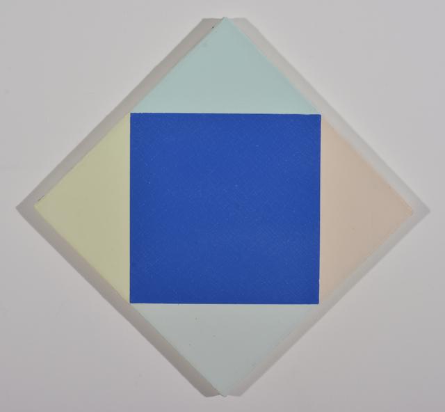, 'Blauer Kern,' , Galeria Freites