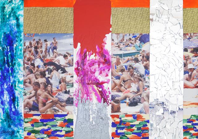 , 'Paradise Beach,' 2014, Piramid Sanat