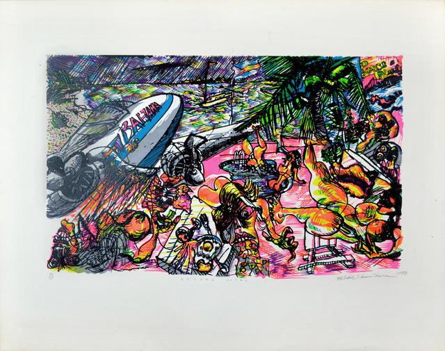 , 'Bahama Hotel,' 1973, Ronin Gallery