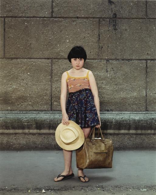 Rineke Dijkstra, 'Odessa, Ukraine, August 10, 1993', Sotheby's