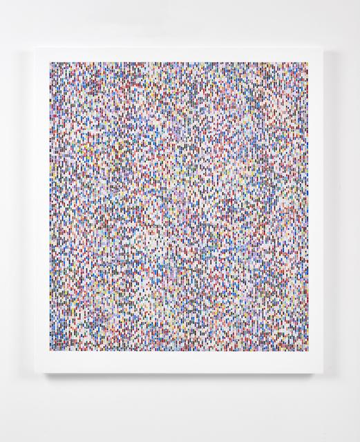 James Hugonin, 'Elliptical Variant VII', 2018, Ingleby Gallery