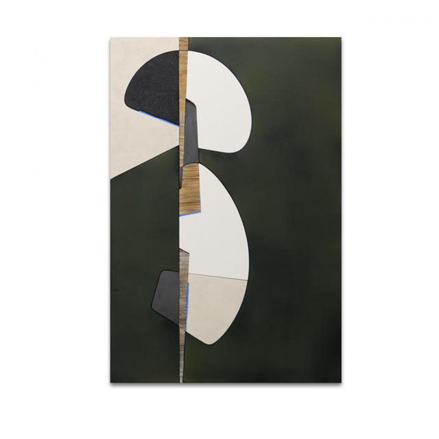, 'DUAL VERVE 2,' , Exhibit by Aberson