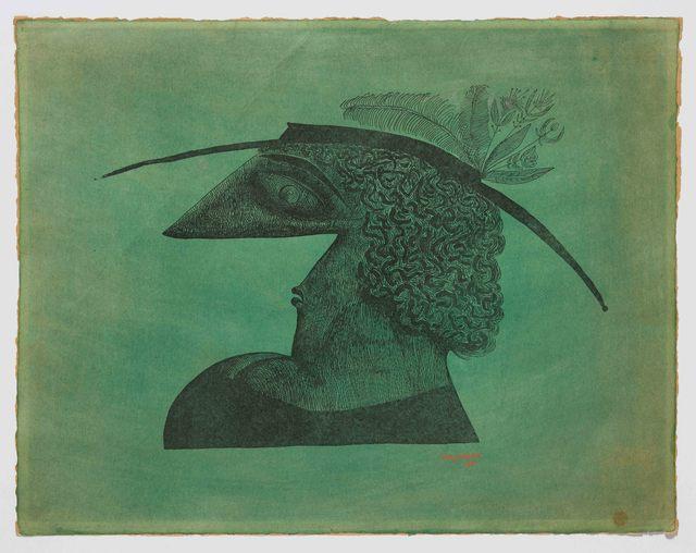 , 'Untitled,' 1945, Senior & Shopmaker Gallery