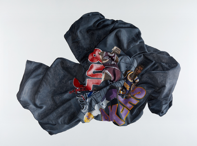 , 'First and Last,' 2017, Lois Lambert Gallery