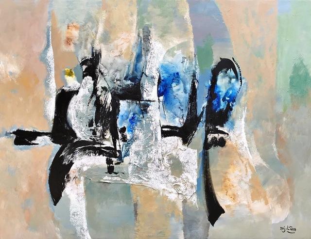 Nguyen Lam, 'Untitled Abstract', 2017, ArtBlue Studio