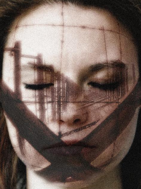 , 'Mask (Auschwitz),' , Mark Hachem Gallery