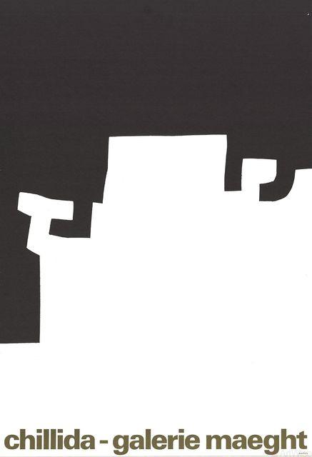 Eduardo Chillida, 'Architecture', 1973, ArtWise
