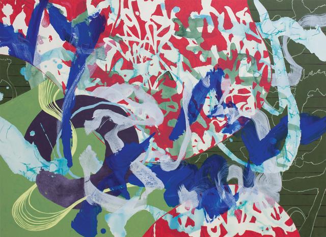 Nishiki Sugawara-Beda, 'Instigation I', 2014, Execute Project
