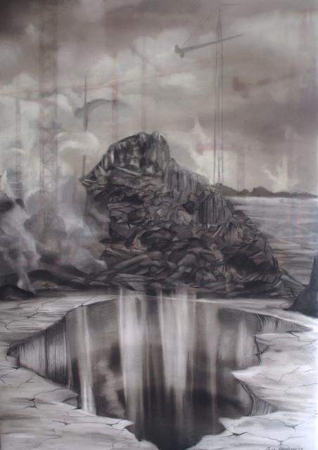 , 'When Its Broken,' 2017, Galleri Duerr