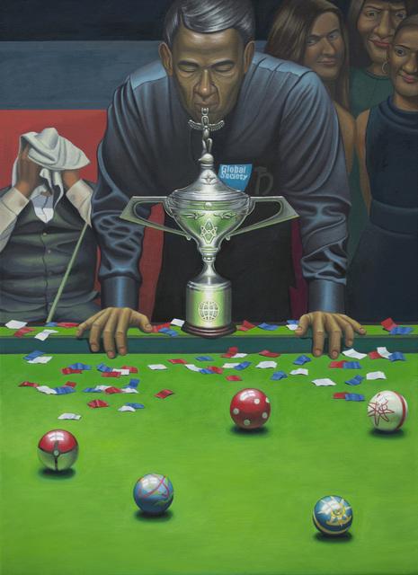 , 'Trophy,' 2016, Stuart & Co. Gallery