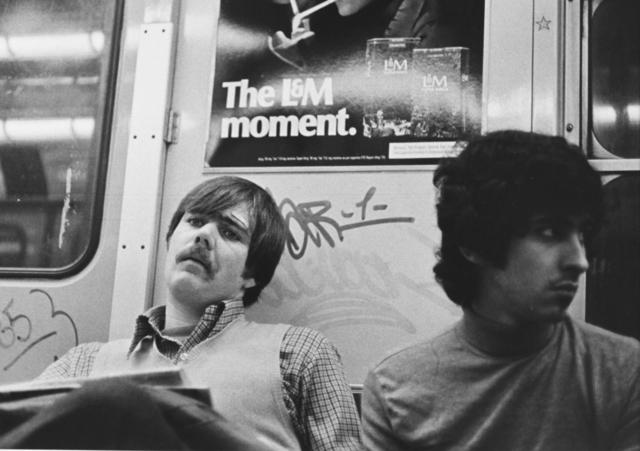 Helen Levitt, 'NYC', 1974, G. Gibson Gallery