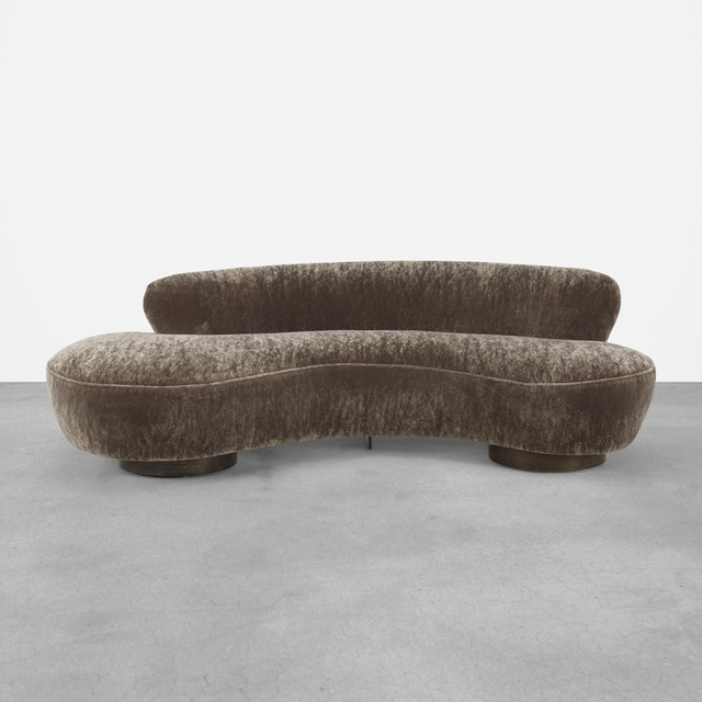 Vladimir Kagan, 'Sofa', c. 1975, Wright