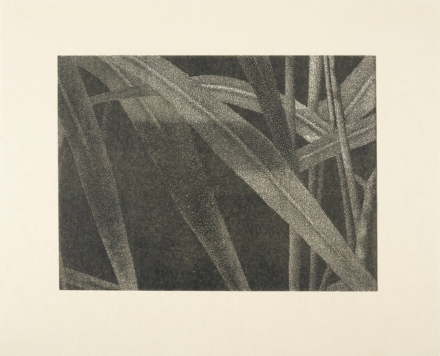 , 'Gräser I (Detail 3), Grau,' 2002, Ludorff