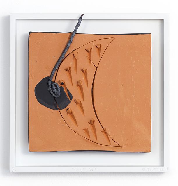 , 'Tile, IV (seven inches),' 2011, Gemini G.E.L. at Joni Moisant Weyl