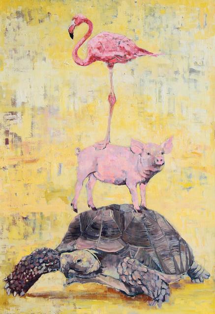 , 'The Musicians,' , Sirona Fine Art