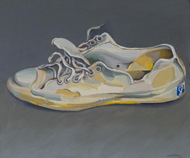 Sol Zaretsky, 'White Sneaker', ca. 1973, Stellars Gallery