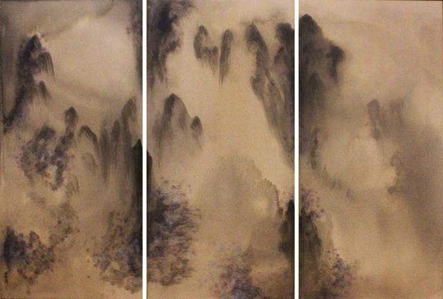 , 'Mirage Triptych,' 2015, Hanart TZ Gallery
