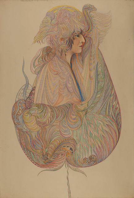 , 'Untitled,' 1924-1937, Cavin Morris Gallery
