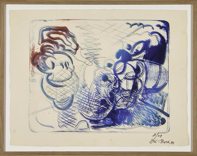 , 'Untitled,' 1991, BERG Contemporary
