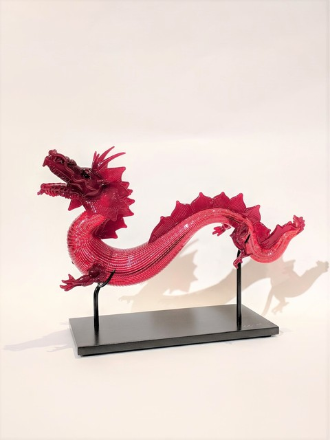 Jason Christian, 'Lucky Dragon (small)', 2018, Montague Gallery