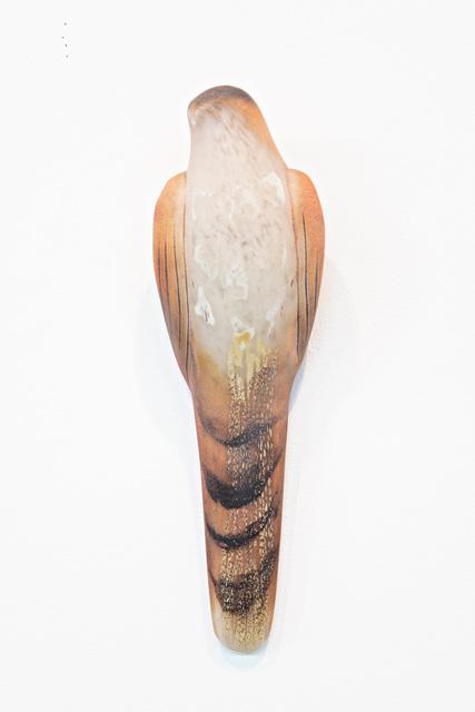 , 'TOBACCO LACE SMALL BIRD,' 2018, Traver Gallery