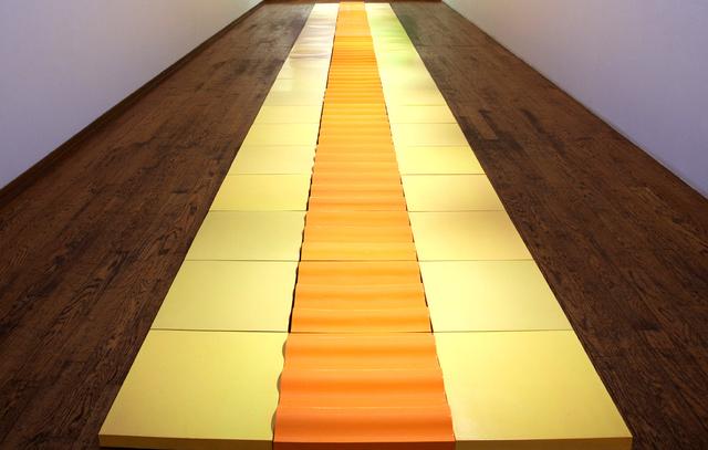 , 'Road,' 2009-2010, pop/off/art