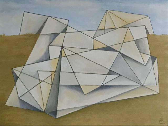 Andrey Kozakov, 'Origami House', 2010, Cincinnati Art Underground