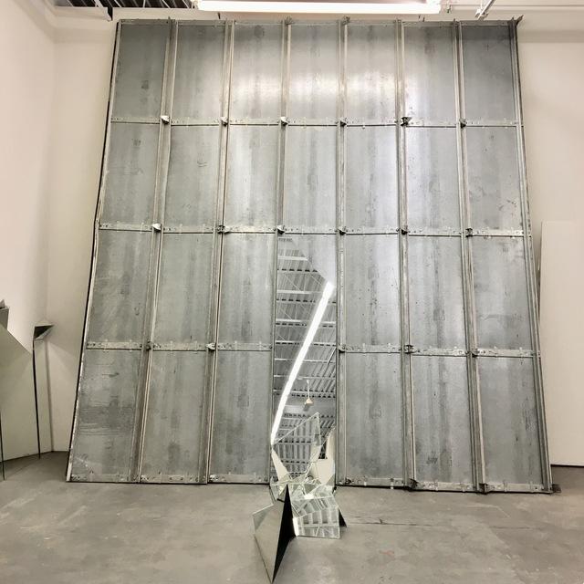 Robert Kananaj, 'Tribute to a Roll-Up Door', 2019, Robert Kananaj Gallery