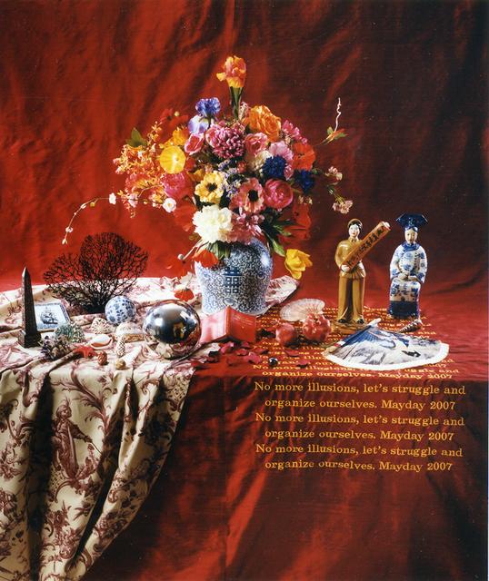 , 'Lasst tausend Blumen blühen,' 2007, Charim Galerie