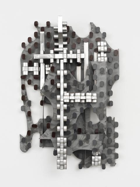 , 'Radiolaria,' 2018, Magenta Plains