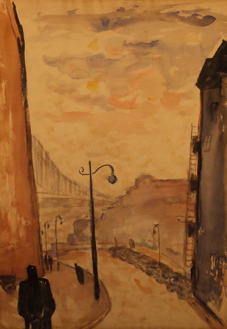 , 'Dawn,' ca. 1944, Gerald Peters Gallery
