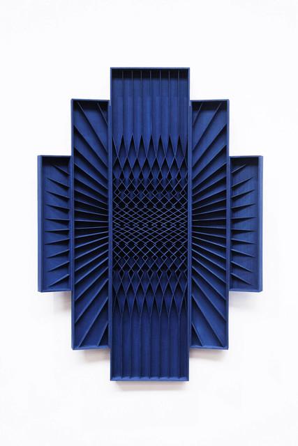, 'Pentaptych,' 2017, Galerie Ron Mandos