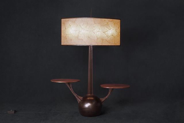 , 'Nave Lamp,' 2015, Atelier Carlos Motta