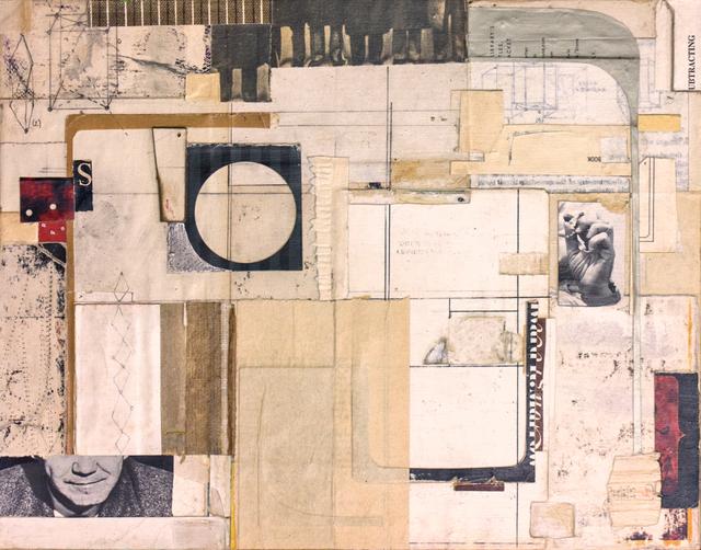, '[s]ubtracting,' 2016, ZINC contemporary