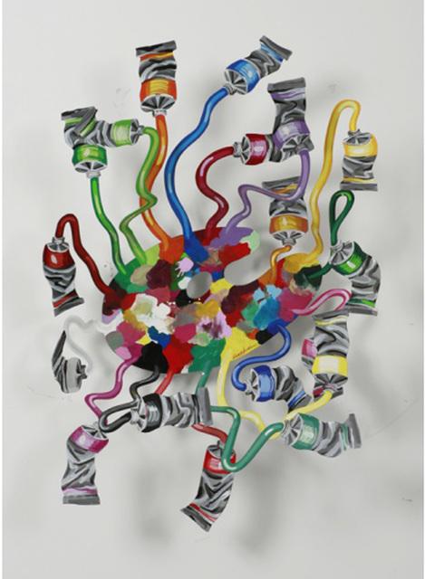 David Gerstein, 'My Palette', 2008, Galerie Duret