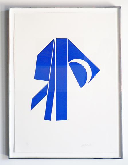 , 'Tres Azul ,' , FP Contemporary