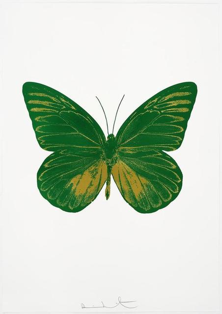 , 'Souls I, Emerald Green/Oriental Gold,' , Lawrence Alkin Gallery