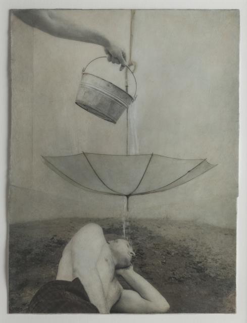 Robert and Shana ParkeHarrison, 'Rain Collage', 1993, Slete Gallery