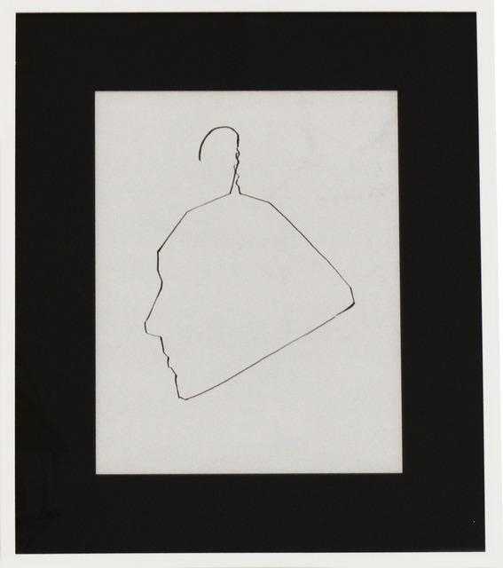 , 'Profile of Ethan Cohen,' 1984, Ethan Cohen New York