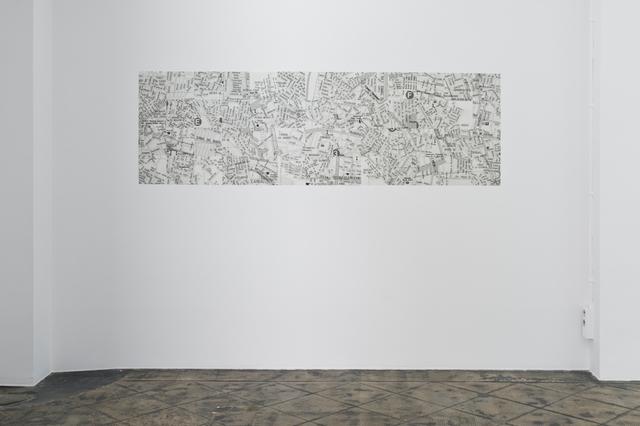 , 'La idea del Norte: Calles,' 2014, Galerie Nordenhake