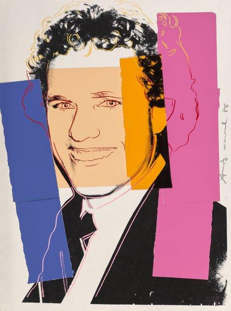 Andy Warhol, 'Joseph Kennedy II', 1986, Heritage Auctions