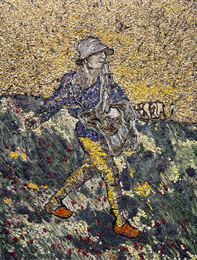 The Sower, after Van Gogh