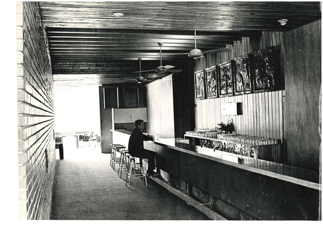 , 'Interior of Vremena Goda café,' 1968, Garage Museum of Contemporary Art