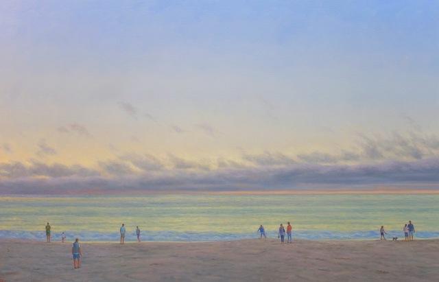 Willard Dixon, 'Tahoe Evening ', 2016, Andra Norris Gallery