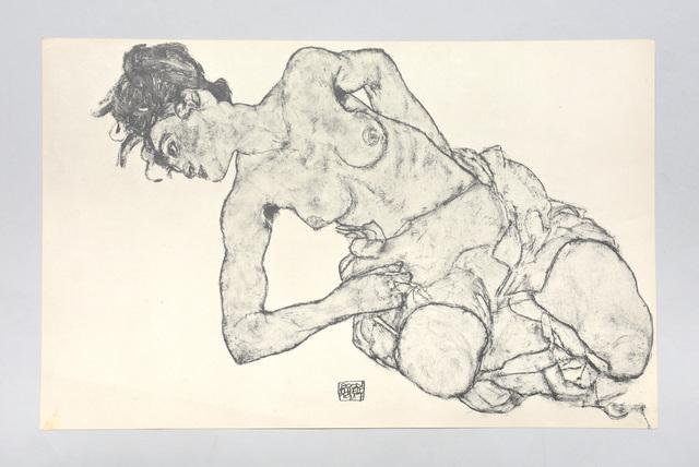 , 'Zeichnungen, 12 blätter in originalgrosse. (Folio of drawings, 12 sheets in original size.),' 1917, Peter Harrington Gallery