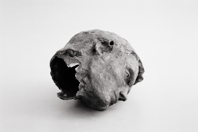 André Romão, 'Decapitation on Auguste Comtes's statue,' 2008-2012, Baginski, Galeria/Projectos