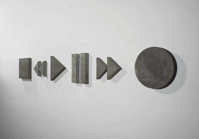 , 'Eject,' 2015, Galleria Giovanni Bonelli
