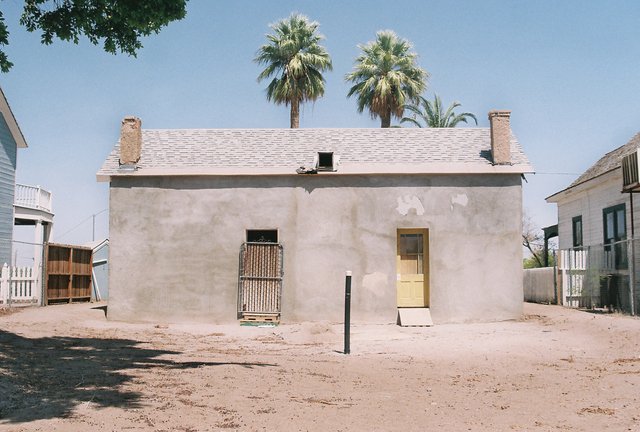 , 'Untitled (Yuma House),' 2014, Cob