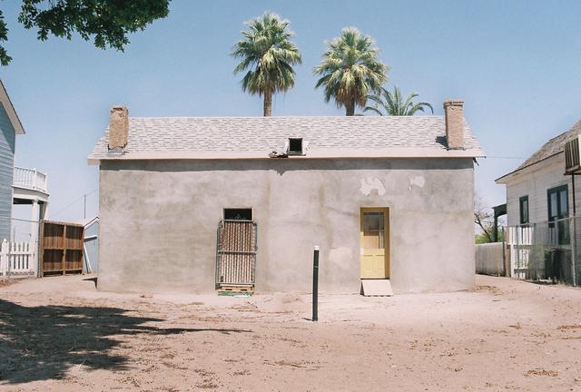 , 'Untitled (Yuma House),' 2014, Cob