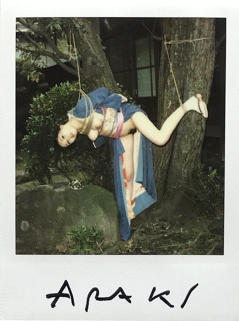 Nobuyoshi Araki, 'Bondage polaroid', Unknown, Kunzt Gallery